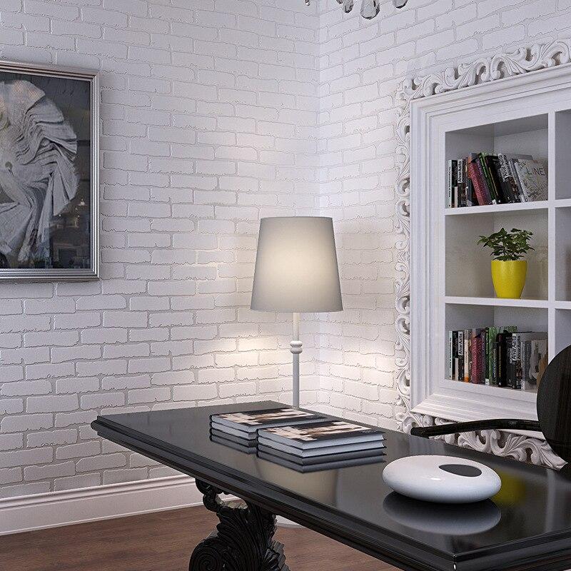 Beibehang Mittelmeer stoffe 3D Wand Papier Ziegel bodenbelag Stein ...