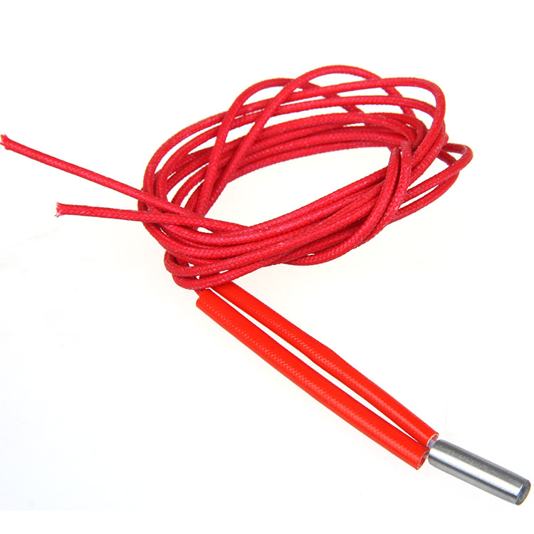 2pcs/pack nozzle heater sensor Reprap Cartridge Heater 24V 30W for Hotend J-Head stainless Steel Ceramic Single-head heated tube