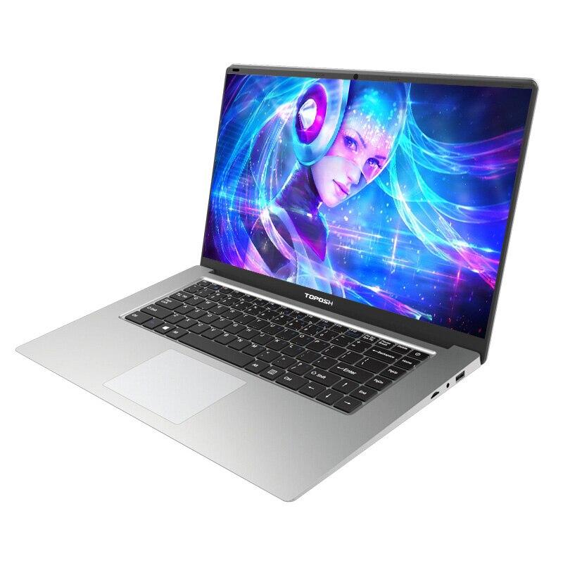 TOPOSH laptop (P2-01) 15.6 inch Intel Z8350 Quad Core 2GBRAM 32GB SSD 1920*1080IPS Windows10 Ultrabook Laptop Notebook Computer