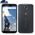 Original Motorola Google Nexus 6 XT1103/XT1100 4G LTE Mobile phone 3G RAM 32G ROM 5.96'' 13MP Quad-core Smartphone