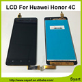 1pcs Black Guarantee Best price LCD Display + Touch Screen Sensor  + Digitizer Assembly Replacement new For Huawei Honor 4C