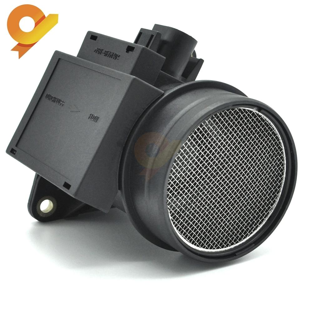 Mass Air Flow Meter Sensor MAF For Ford Galaxy WGR 1995-2006 MPV 1.9 TDI 95VW-12B529-BA 1003751 7.18221.51.0
