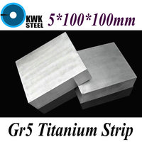 5 100 100mm Titanium Alloy Sheet UNS Gr5 CT4 BT6 TAP6400 Titanium Ti Plate Industry Or