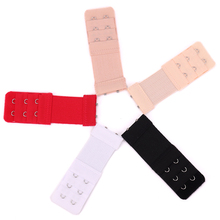 4e0fc90775264 1PC 2 Hook Bra Extender For Women Elastic Bra Extension Strap Hook Clip  Expander Adjustable Underwear