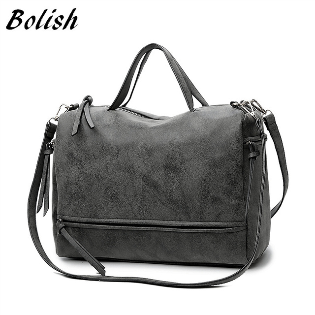 Fashion Female Shoulder Bag Leather women handbag Vintage Messenger Bag