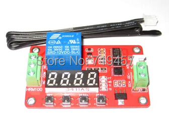 FREE SHIPPING HRM100 / Digital Thermostat / High Precision Measurement / Thermistor Relay Control Module.