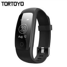 ID107 Плюс GPS Смарт-Группы Smartband Браслет Bluetooth Браслет Фитнес Сна Активность Спорт Трекер с Монитором Сердечного ритма