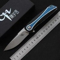 CH 3511 154 CM steel 59 60hrc pocket folding Knife sharp flipper camping hunting knife Tactical EDC Self defense Survival knives