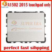 5pcs/lot Genuine original new For Apple Macbook Pro Retina 13inch A1502 Trackpad Touchpad Touch Panel With Software 2015 Year