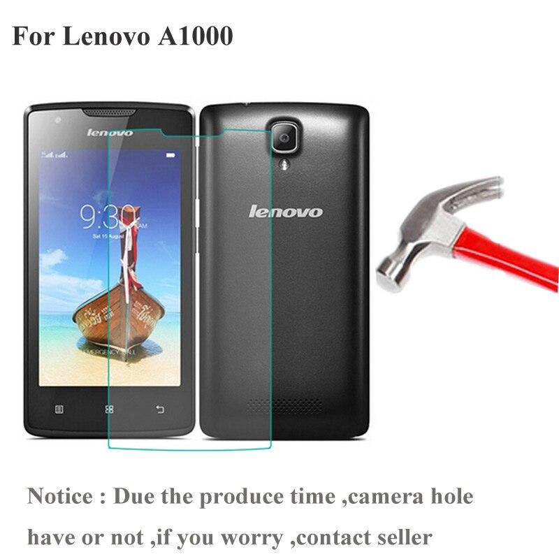 2 шт. 9 H Взрывозащищенный Премиум HD закаленное Стекло для <font><b>Lenovo</b></font> <font><b>A1000</b></font> 1000 A2800 4.0 дюйма Экран протектор Защитная Плёнки случае