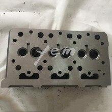 """Для двигатель компании """"kubota"""" D1402 Головка блока цилиндров с полный комплект прокладок"""