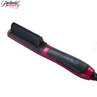 Fast Hair Straightener Brush Comb Auto Hair Styling Tools Auto Massager Straightening Irons Simply Fast Hair