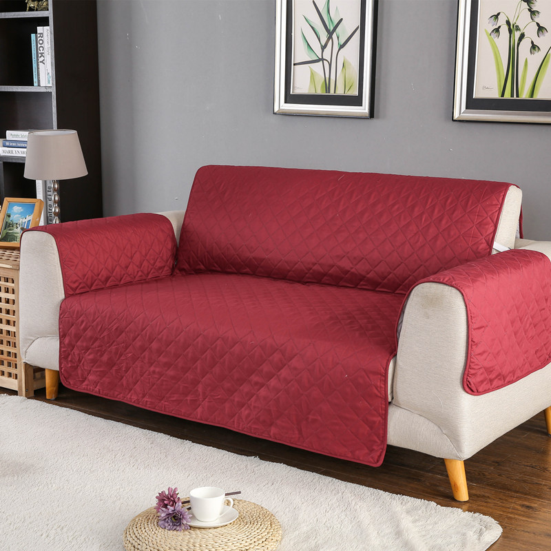 Sofa Covers Reversible Quilted