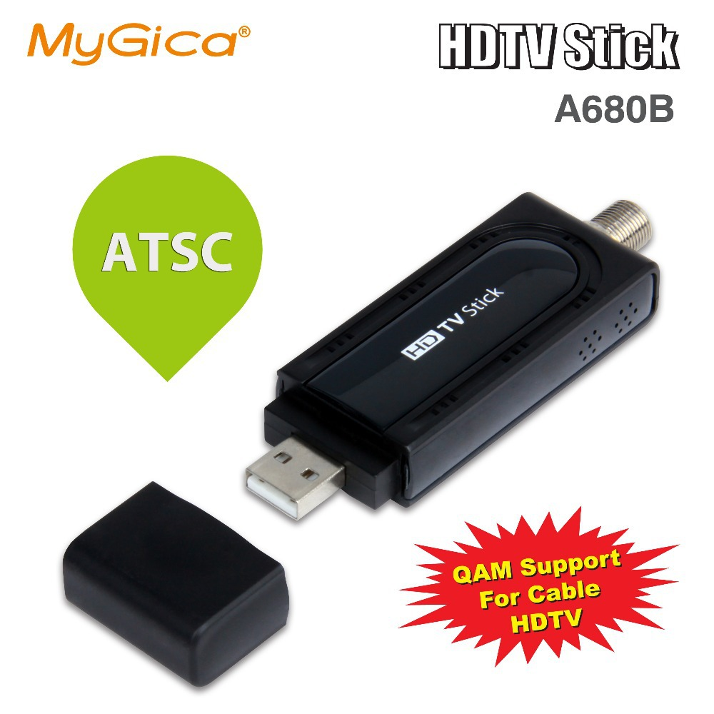 MYGICA USB QAM HDTV TUNER 64BIT DRIVER