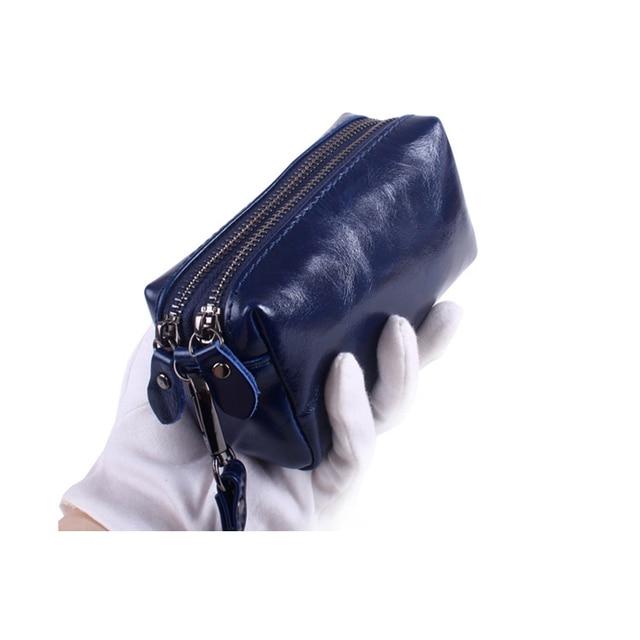 680d6baa31ab Female travel toiletry bag brands genuine leather cosmetic bag womens makeup  travel purse women bag phone