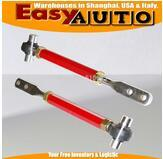 ADJUSTABLE FRONT TENSION ROD For 89 98 NIS*AN 240SX S13 S14/300ZX