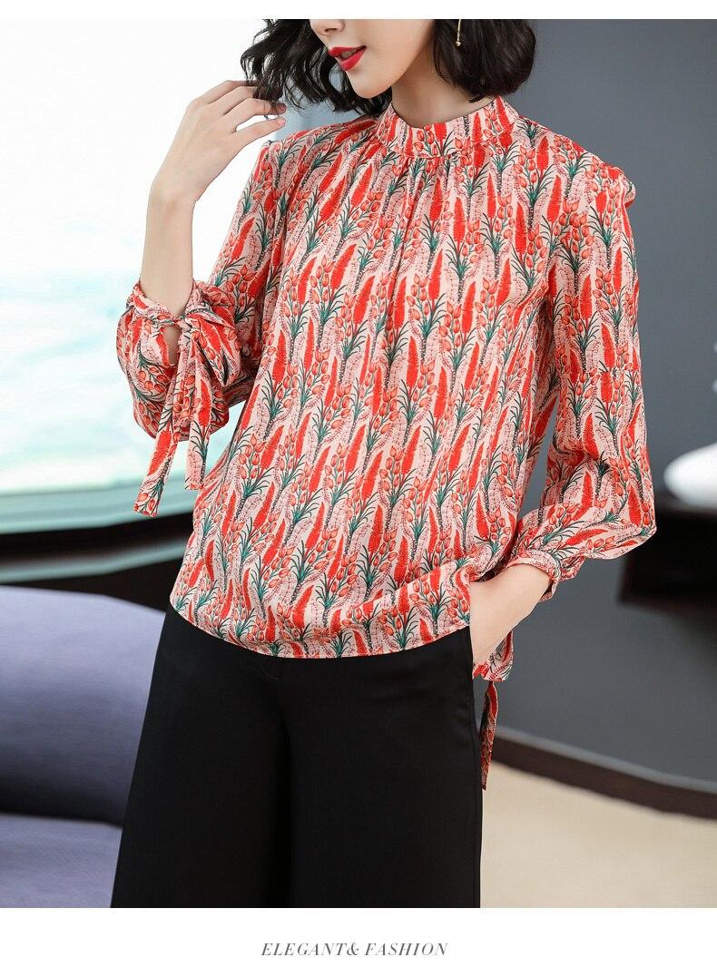 Luxe Partie Mode Chemises 2019 Vêtements Ws01418 Femmes amp; Design Blouses De Européenne Piste Style Marque 0wwBSFaPq