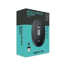 기존 Logitech M590 무선 마우스, Unifying Bluetooth 듀얼 모드 컴퓨터 노트북 흐름 Mouse2.4g 무선 마우스