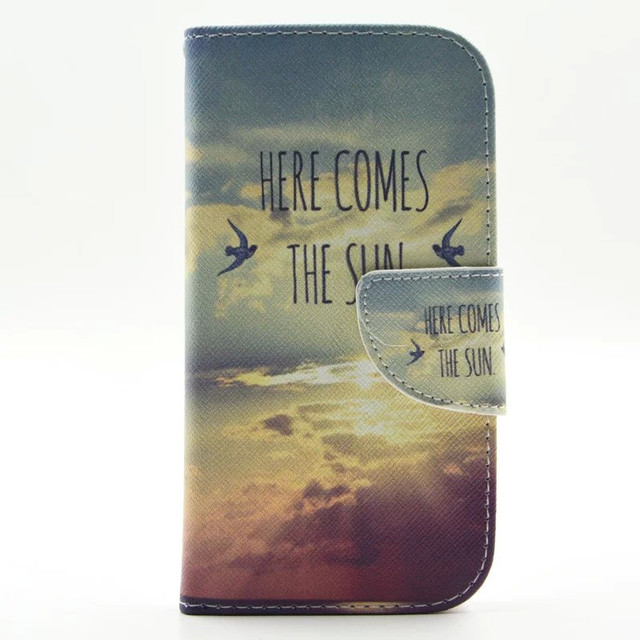 Case For Samsung Galaxy S4 S 4 I9505 I9506 i9500 Cover PU Leather Flip Phone Bags For GT-I9500 GT-I9505 GT-I9506 GT-I9502 Coque