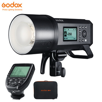 Upgrade Godox AD600Pro Outdoor Flash Li-on Battery TTL HSS Built-in 2.4G Wireless X System with Xpro-S Transmitter for S CD15