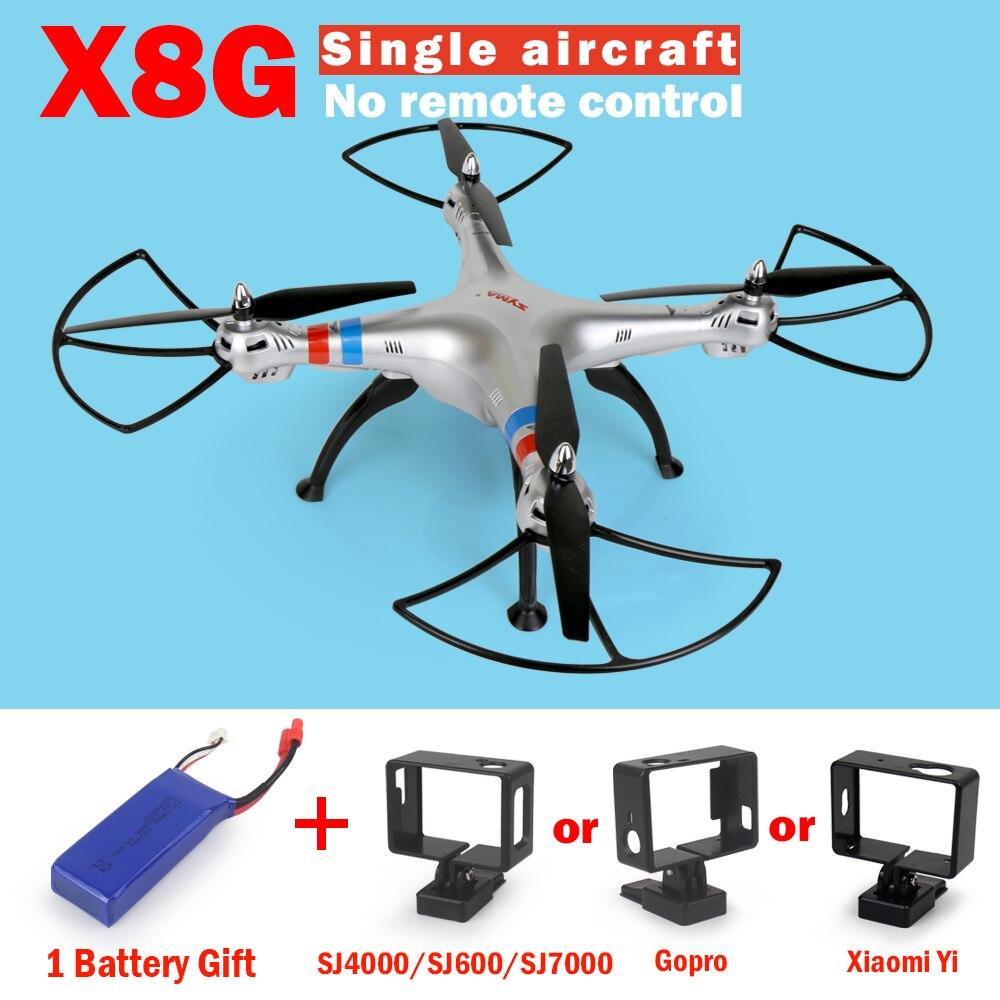 SYMA X8 X8G RC Drone NO Camera or NO Camera Remote 6 Axis RC Helicopter Quadcopter
