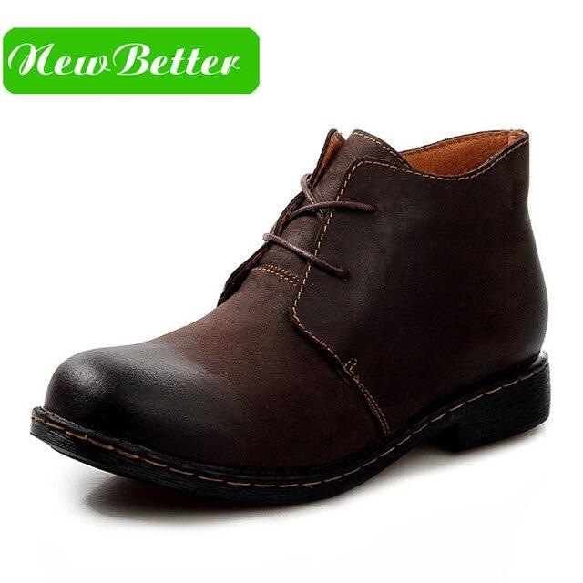 Новые зимние сапоги мужчины обувь мужчины зима марка классический мужской плюшевые роскошные замши зима мужчины сапоги