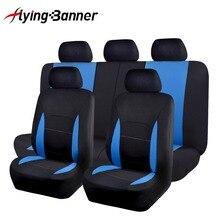 ครอบคลุมที่นั่งรถ Universal ที่นั่งอัตโนมัติสำหรับรถที่นั่ง Protector อุปกรณ์ตกแต่งภายในรถจัดแต่งทรงผม