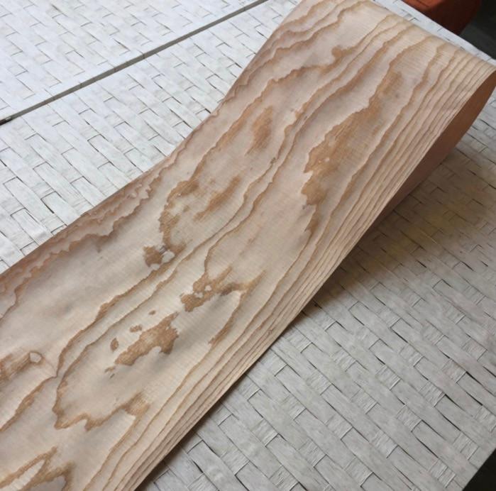 L 2 5Meters Width 28mm Natural wood veneer wood decoration personality ash veneer in Furniture Accessories from Furniture