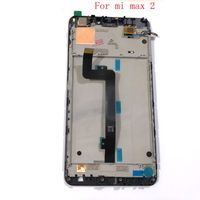 2017 For Xiaomi Mi Max 2 Lcd screen Display With Touch Glass DIgitizer Frame Full Replacement Parts max2 lcd