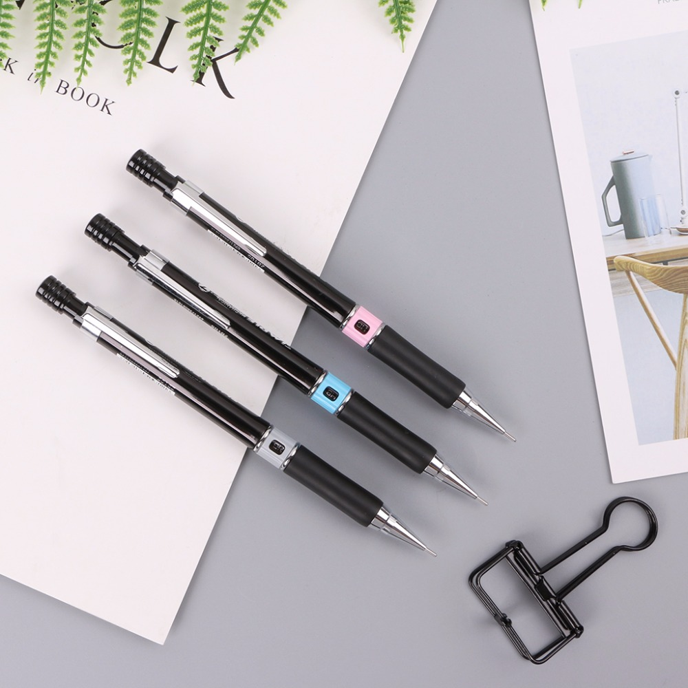 0.5mm 0.7mm HB Automatic Pencil Student School Office Supplies Painting Tools