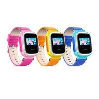 מתנת חג המולד הטובה ביותר שעון חכם ילדים GPS LBS תמיכה/SOS/ה-SIM/שיחה/לפקח מרחוק/מד צעדים