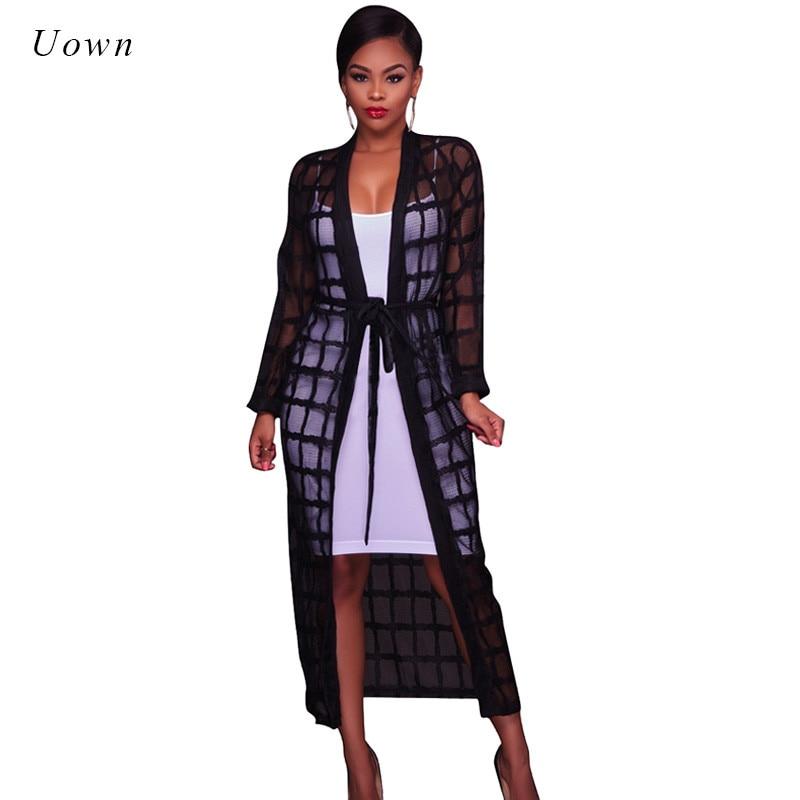 Fashion Long Sleeve Blouse Shirt Women 2017 Autumn Plaid Cardigan ...