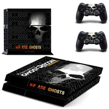 Tom Clancy's Ghost Recon Wildland PS4 Skin Sticker Decal Vinyl for Sony Playstation 4 Console and 2 Controllers PS4 Skin Sticker
