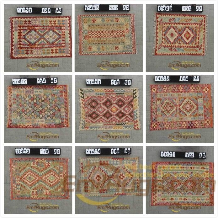 Tapis Kilim tissé à la main tapis tricotés à la main tapis pour salon motif tapis carré tapis turc laine de mouton naturelle