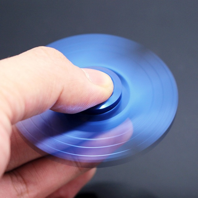 Square Bar Fidget Spinner