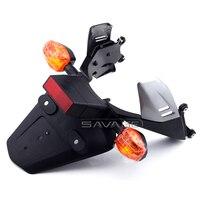 For HONDA CBR 1000RR CBR1000RR 2004 2005 Motorcycle Fender Eliminator Registration License Plate Holder Bracket with Turn Signal