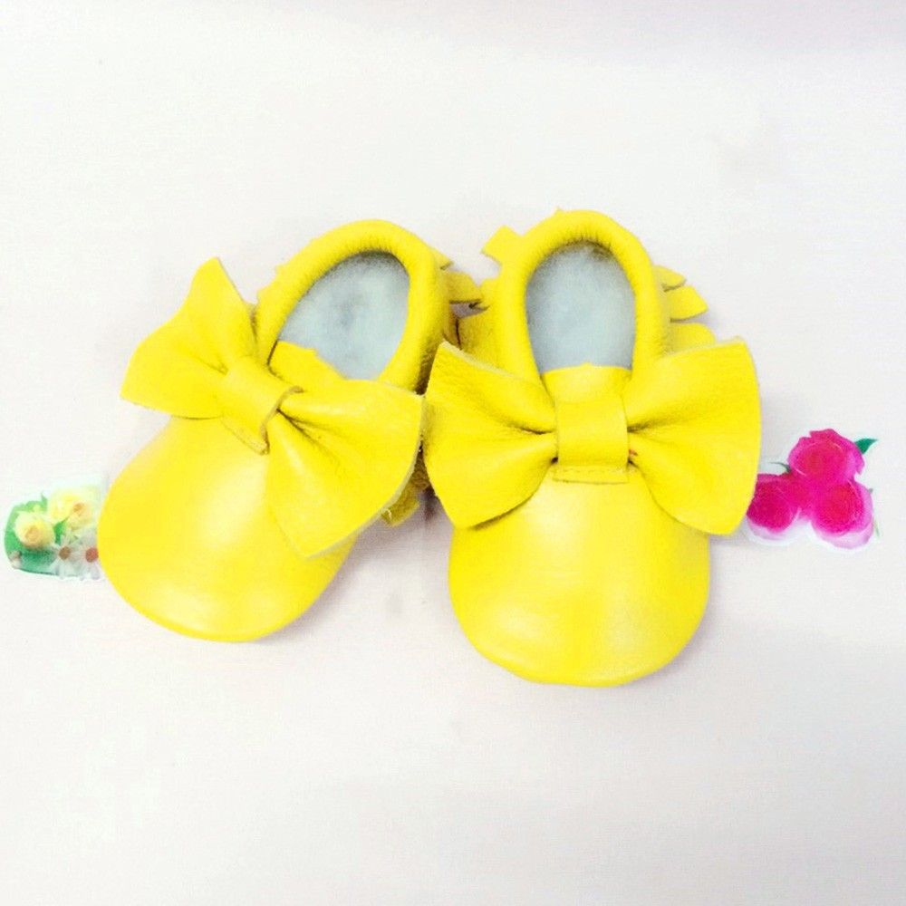 Baby-Moccasins-Leather-With-Bow-Newborn-Baby-Firstwalker-Anti-Slip-Genuine-Cow-Leather-Infant-Shoes-Bow-PU-Leather-T0072 (4)