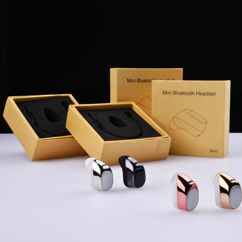 5pcs Bluetooth Earphone s630 V4.1 Bluetooth Headset For Xiaomi Samsung iPhone Super Bass Earphone wireless Headphone pk s530 p47 bt 008 bluetooth headphone wireless headset earphone handsfree music headset for iphone 6 7 samsung xiaomi huawei vs p47 p45 p15