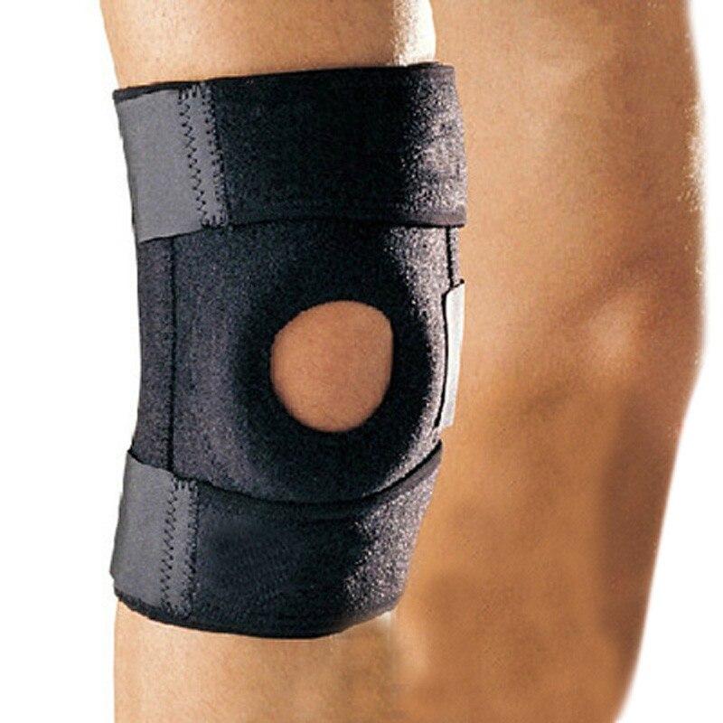 ROBESBON Knee Pads Adjustable Fitness Sports Kneepad Protector Elastic Breathable Knee Pads Kneepad Knee Support Brace Wrap Gym