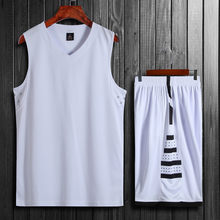 4c0bf807f41 Men Basketball Jerseys Sets Team Uniforms Sports Kit Clothes Retro  Basketball Jersey Shirts Shorts Custom Number