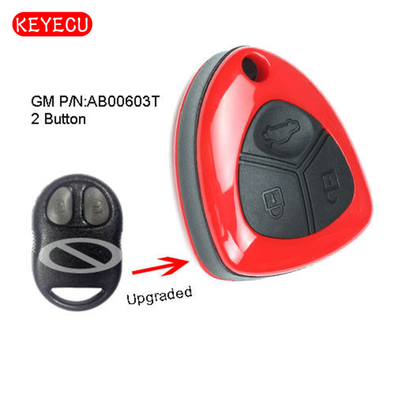 Keyecu 10x 315mhz Fcc Id 4 Button Remote Key Fob For Chevrolet Silverado 1500 2500 Hd 3500 Hd Tahoe Sierra M3n-32337100 3