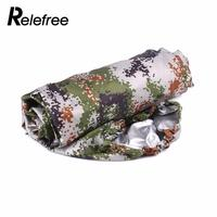 relefree 3.6 4m Kayak Storage Cover Kayak Storage Waterproof Anti UV Rowing Canoeing Shield Camouflage For Rowing Boats