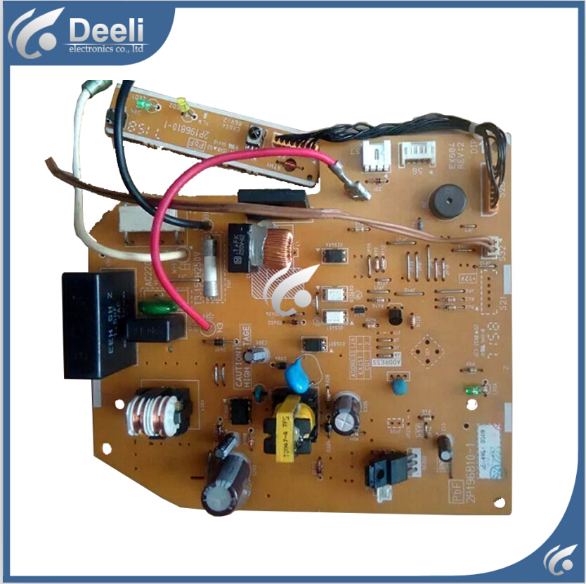 good working 100% new for Daikin inverter air conditioner 2P196810-1 FTX25FV2C FTX32FV2C computer board 90% new used for daikin inverter air conditioner 2p179362 1 4mxs100ev2c outside the machine computer board on sale