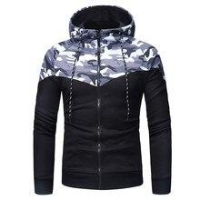 c7e8a3474a125 2019 New Men Jacket Spring Autumn Fashion Brand Slim Fit Coats Male  Baseball Bomber Jacket Mens