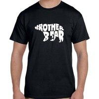 EnjoytheSpirit Brother Bear Tshirt Gifts for Brother Brother Christmas Gift Big Brother Tee Shirt Light Grey Good Quality Tee