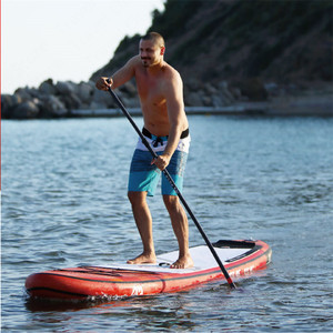 Image 4 - AQUA MARINA ATLAS Surfing Board New Surf Board SUP Surfboards Inflatable Surf Board Stand Up Paddleboard Surf Board 366*84*15cm