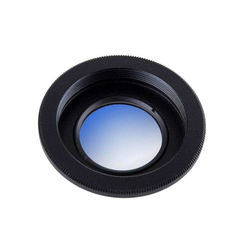 Nouvellement Bague D'adaptation D'objectif pour M42 Lens pour Nikon Mount Adapter avec Infinity Concentrer Verre pour Nikon D60 D80
