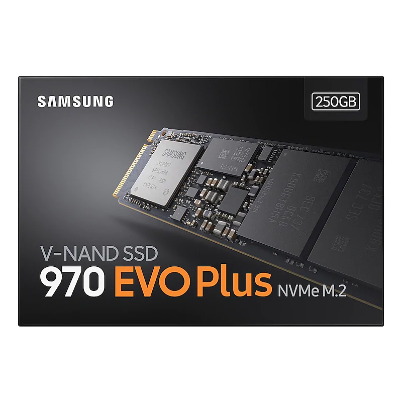 Samsung 970 EVO PLUS M.2 SSD 250 GB 500 GB 1 TB nvme pcie Interne disque SSD HDD Disque Dur pouces ordinateur portable De Bureau MLC PC Disque - 6