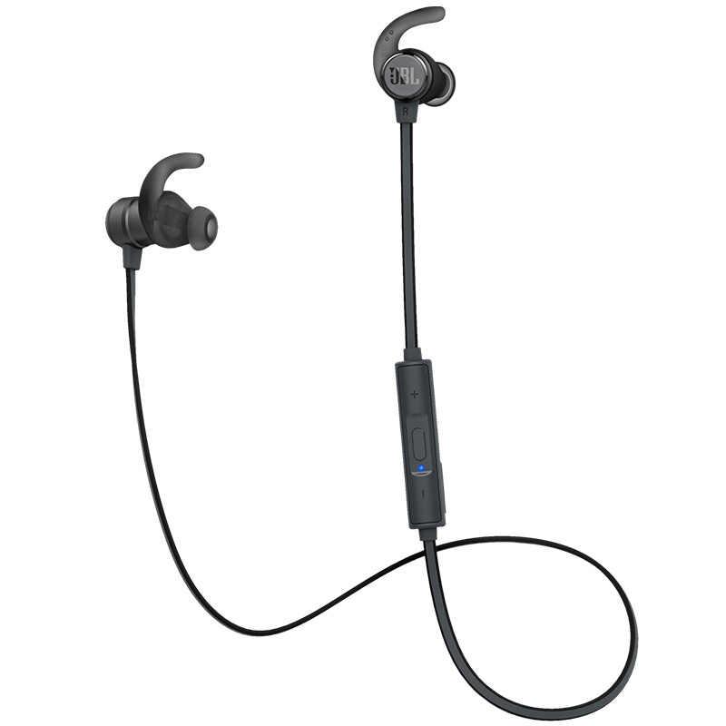 JBL T280BT bezprzewodowy zestaw słuchawkowy Bluetooth słuchawki sportowe słuchawki douszne odporne na pot wodoodporne magnetyczne metalowe słuchawki