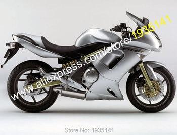 Racing Fairing Kit For Kawasaki ER-6F 06 07 08 Body Kit ER6F 2006 2007 2008 ER 6F Ninja 650 Motorcycle Fairing Set